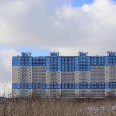 ЖК Ленинградское Трио, февраль 2017