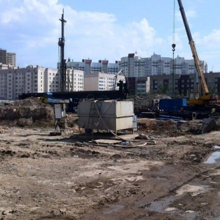 Жилой комплекс Ленинградское Трио готовность домов